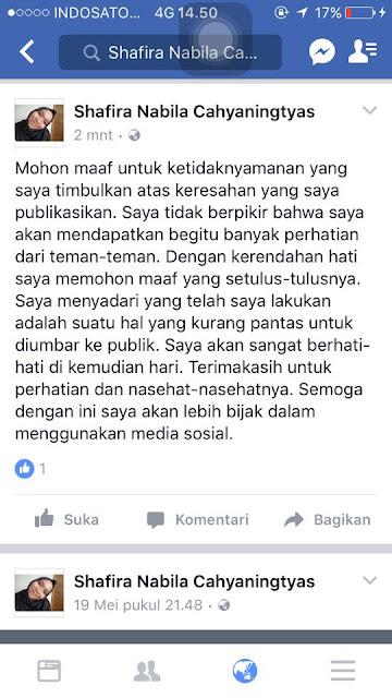 Update Terbaru Wanita Ini Mohon Maaf Kepada Netizen Soal Hujatan Ke Ibu Hamil