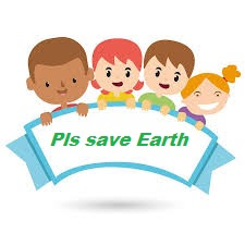 children request people to save Earth