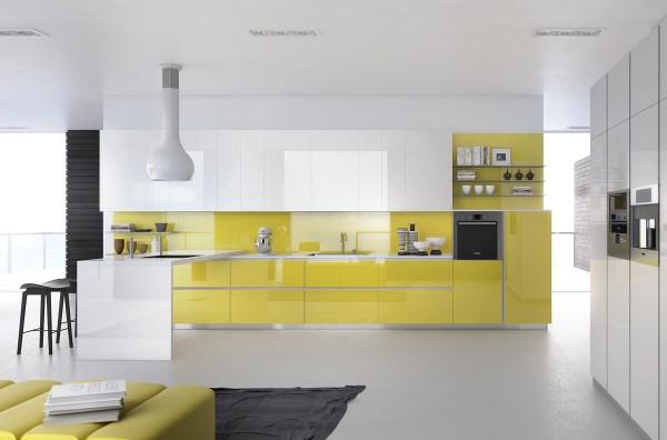 Model Gambar Denah Desain Kreatif Dapur Minimalis Modern