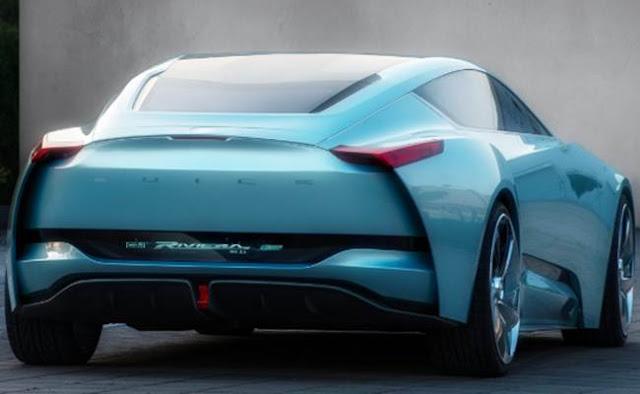 2018 Buick Riviera Redesign