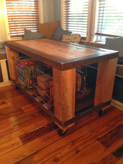 Weekend Projects - The Buffet Table that wasn't Meant to Be