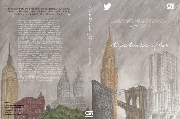 Architecture of Love - Karya Ika Natassa