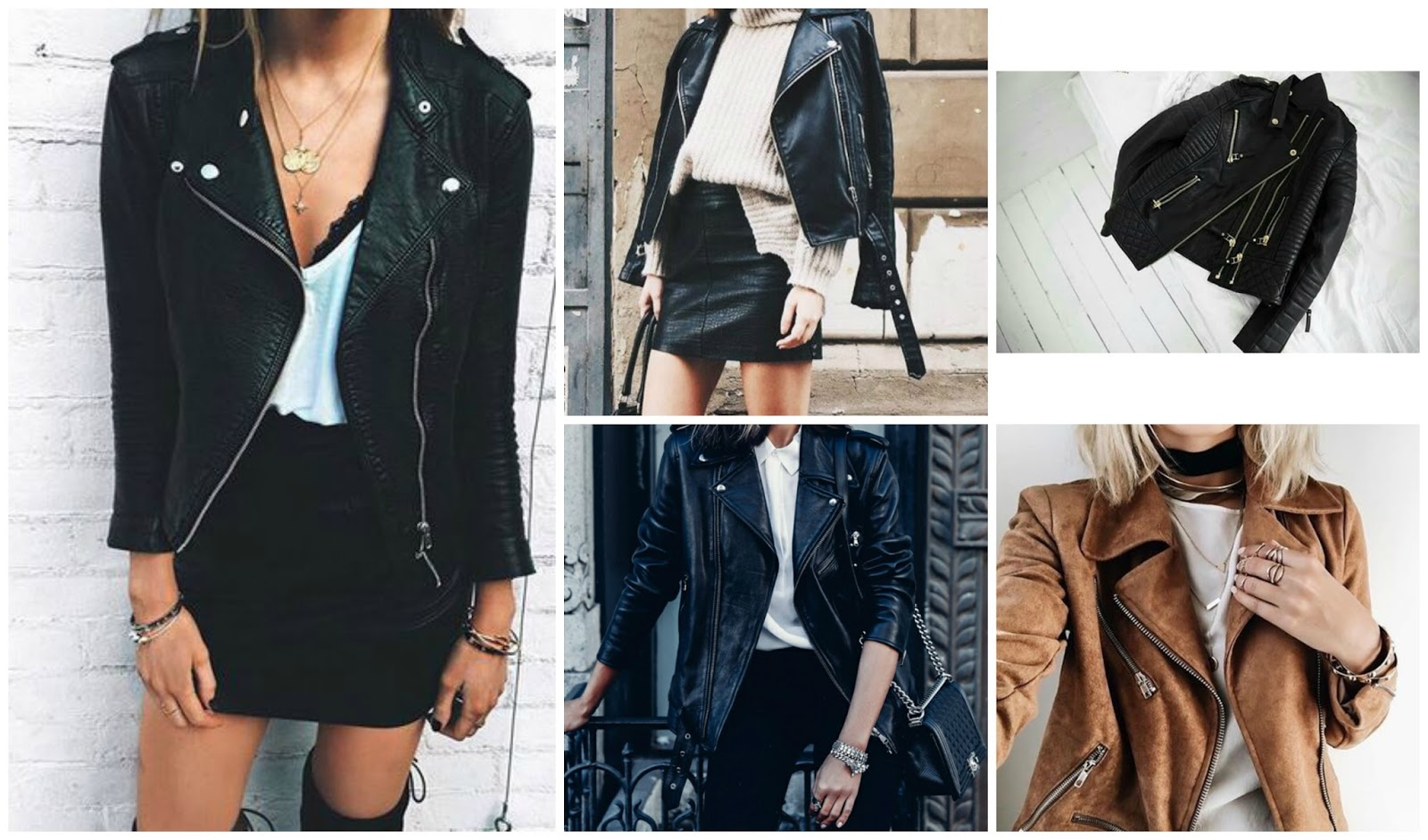 Style Staple – The Leather Jacket