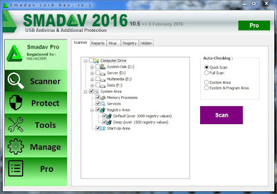 Smadav 2016 Rev. 10.8 Pro Full Version
