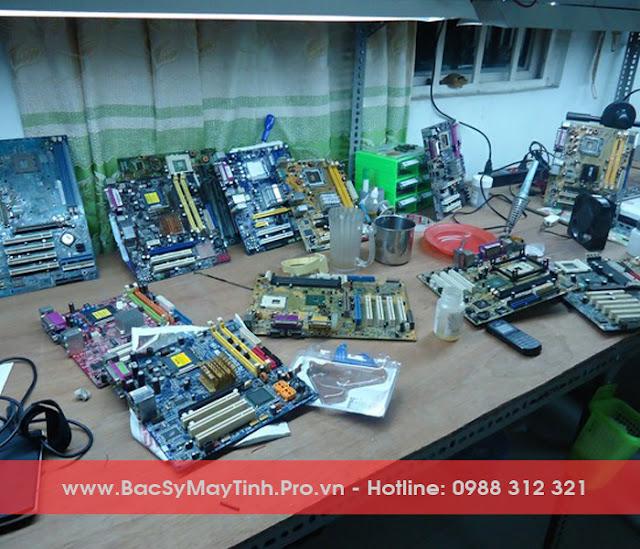 Sửa Máy tính Để bàn, Sửa Máy tính PC, Sửa Máy tính Desktop tại Long Biên