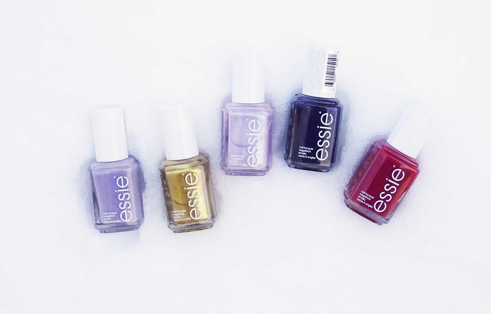 Essie collection hiver 2018-2019