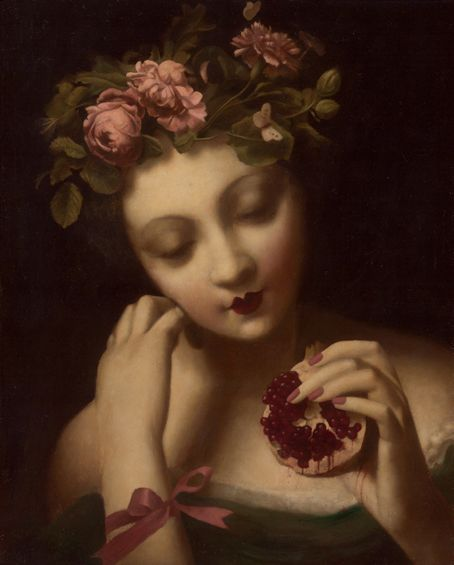 """The Blood of a Pomegranate""  Stephen Mackey"