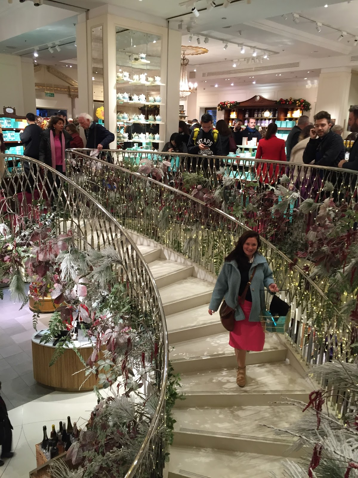 London - Afternoon Tea at Fortnum and Mason, photo by modernbricabrac
