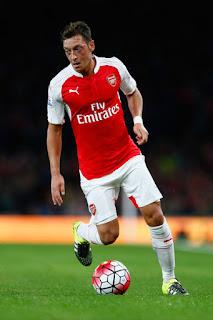 Mesut Özil 2015