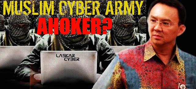 """Pasti Sudah Bikin Hater AHOK Bersorak, Saat Jawa Pos Beritakan """"Nah Tersangka Muslim Cyber Army Ternyata Ahokers"""", Eh Ternyata Faktanya....."""