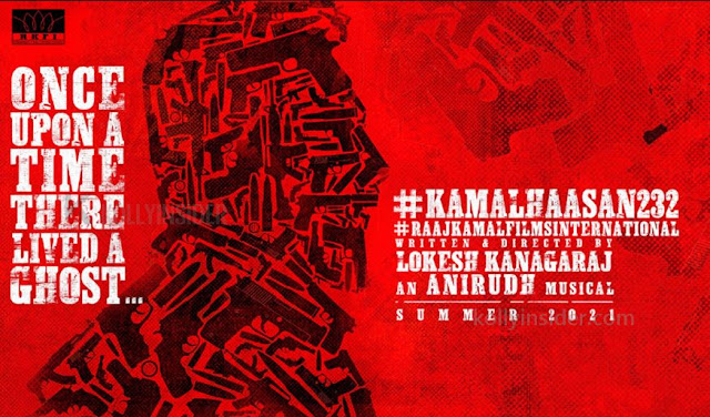 Lokesh Kanagaraj's next Kamal Haasan offically announced