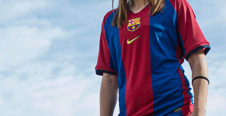 8a447e44bc8b3c Special-Edition Nike FC Barcelona 1998-99 Remake Kit Revealed