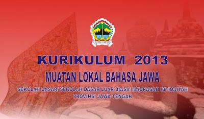 Perangkat Pembelajaran Kurikulum 2013 Mulok Bahasa Jawa Sd Mi Blog Tk Diponegoro 51 Batuanten