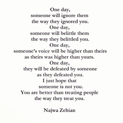 Najwa Zebian Quotes Stay True To Yourself