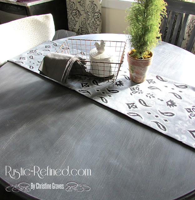 Chalk Painting Furniture