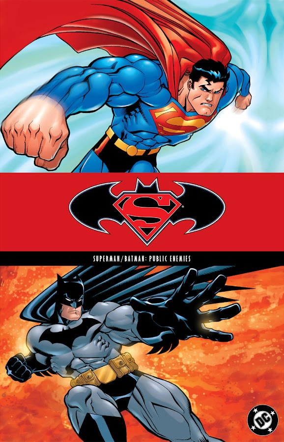 superman batman comic