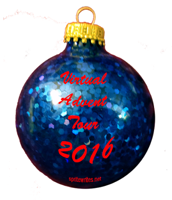 virtual advent blog tour