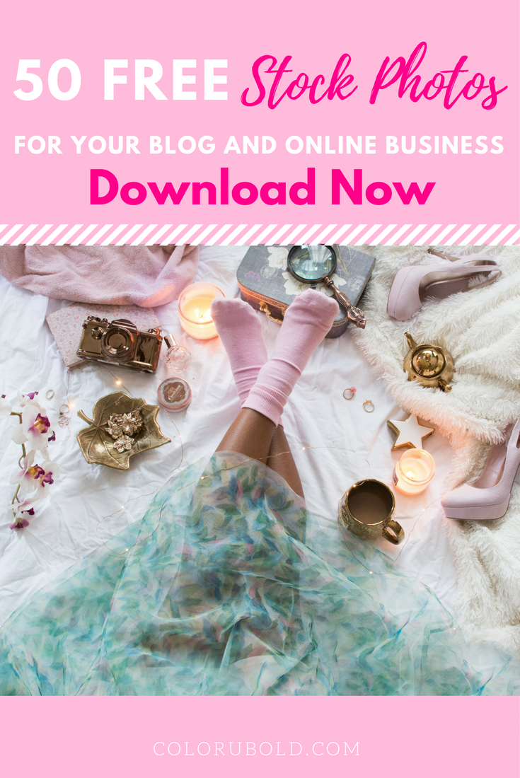 50 free stock photos for blogs and online businesses