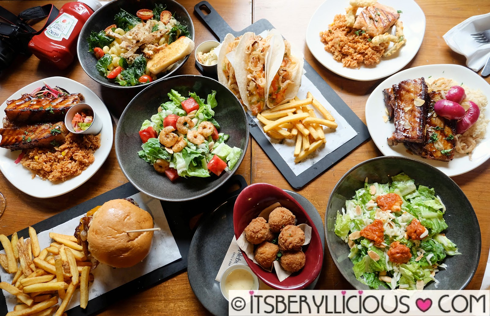 applebees's grill & bar launches new dishes to give more reasons to
