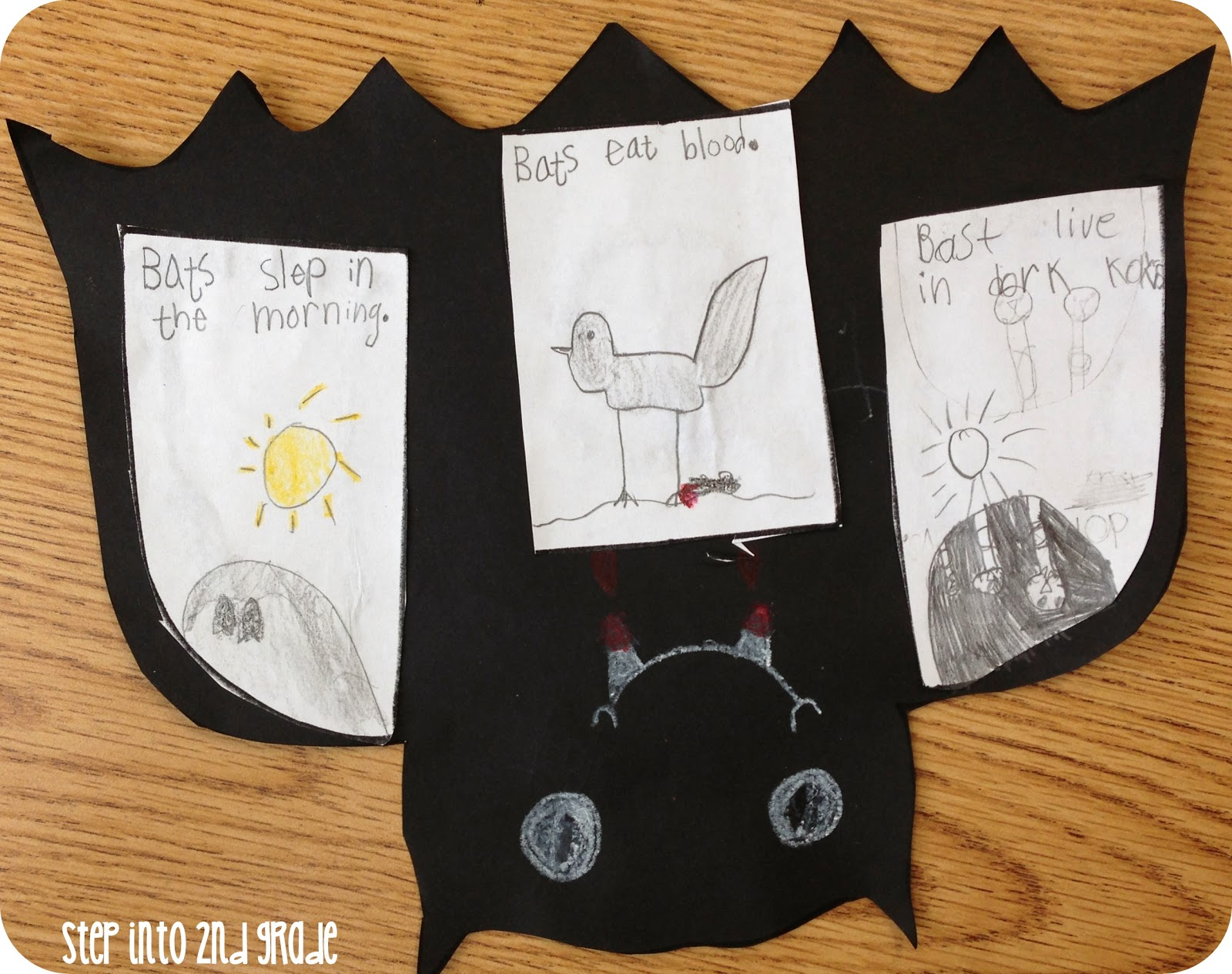 Step Into 2nd Grade With Mrs Lemons Bats Bats And More