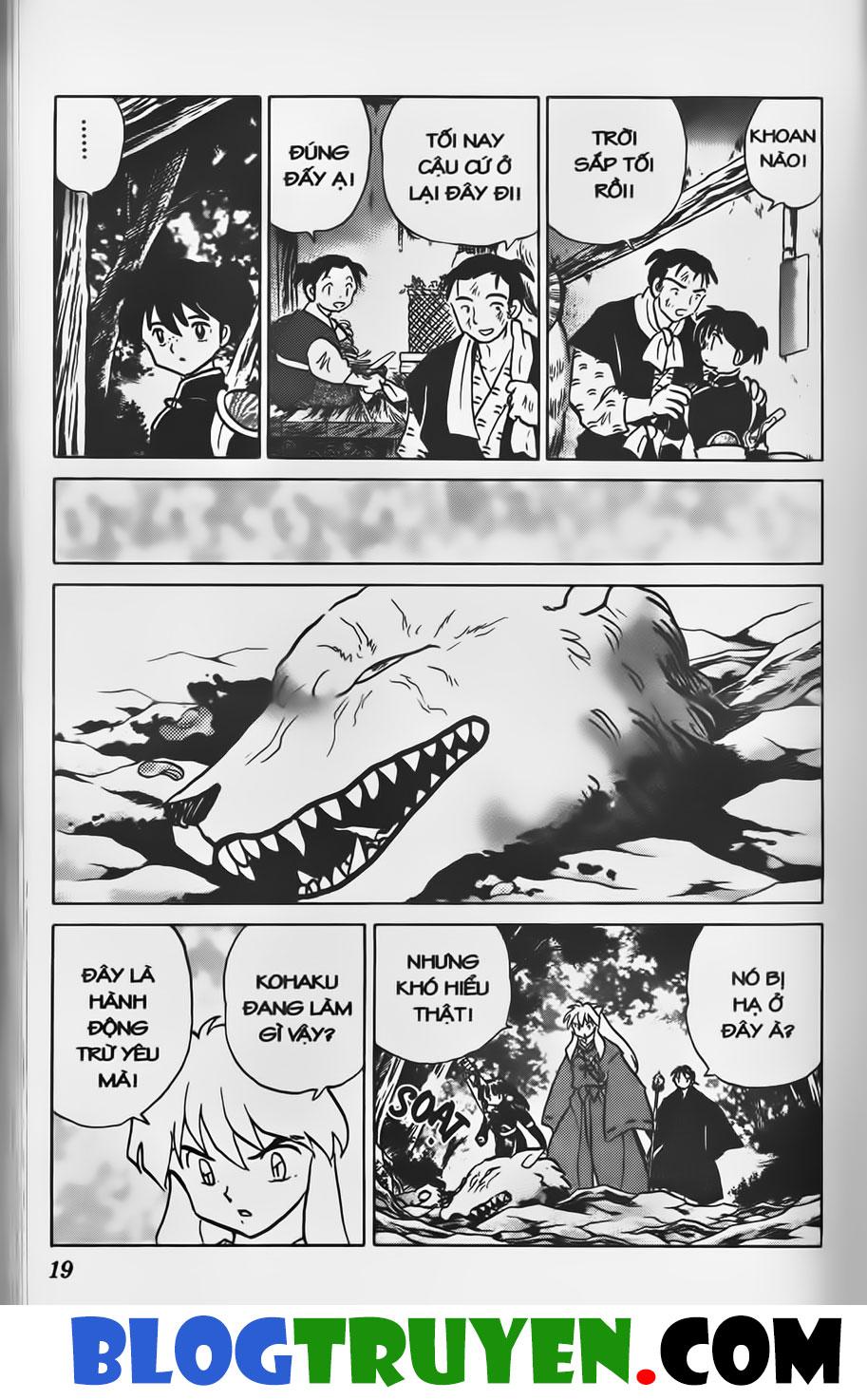 Inuyasha vol 37.1 trang 17