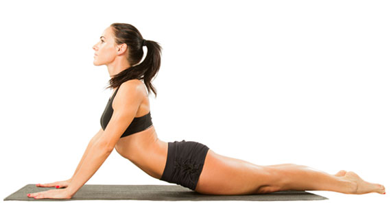 Cobra Pose Yoga Steps and Benefits