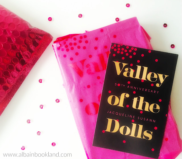 Book Review: 50th Anniversary of Valley of the Dolls by Jacqueline Susann