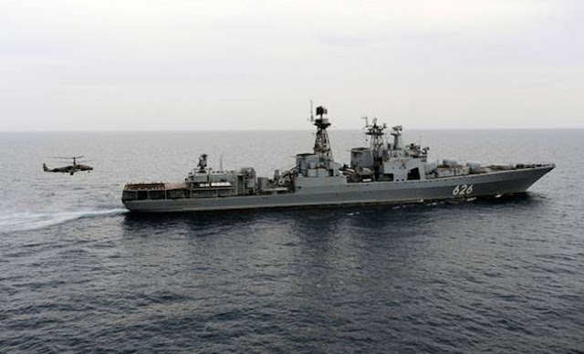 Πάνοπλες ρωσικές κορβέτες με πυραύλους καταφθάνουν στη Μεσόγειο