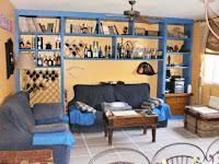 chalet adosado en venta calle zarauz grao castellon salon