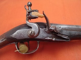 Las Armas de Fuego de Pedernal