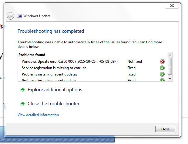 Try These Problems Installing Recent Updates Windows 8 1 {Mahindra