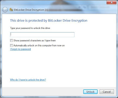 Protect Pen drive with Password without any Software on Windows