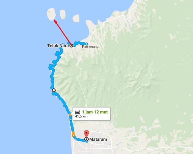 Wisata Gili Trawangan, Wisata di Gili Trawangan, Wisata Gili Trawangan Lombok