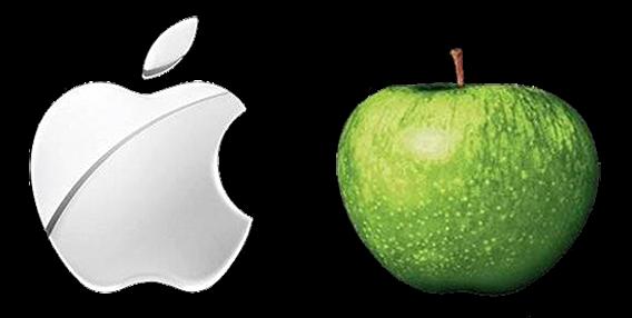 Les Beatles perdent leur logo à la pomme au profit d'Apple Inc.