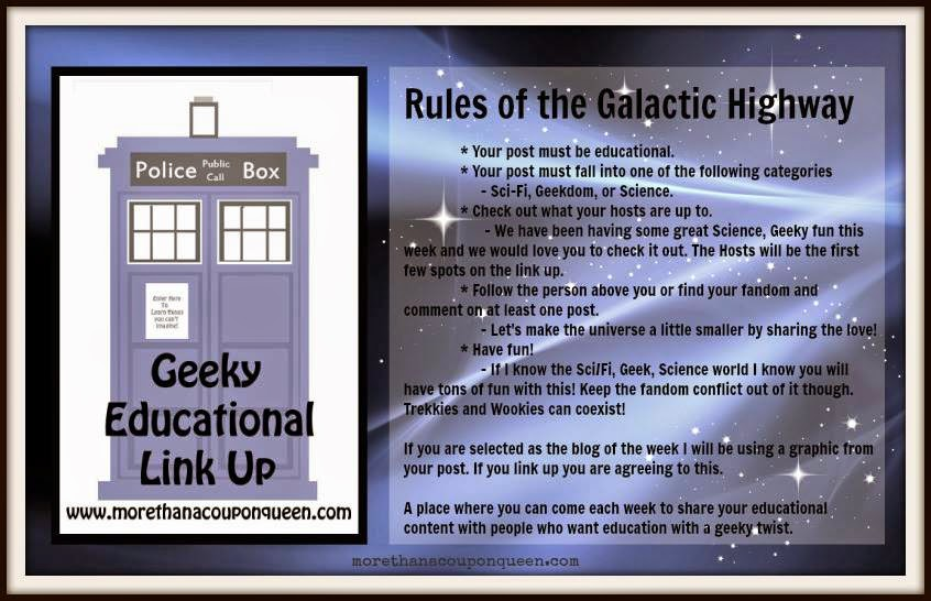 Rules of the Galactic Highway from More Than A Coupon Queen