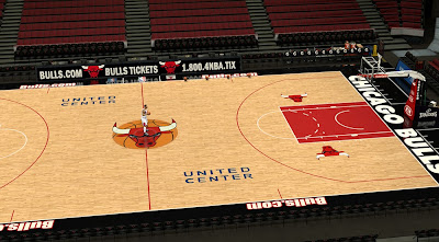 2K Real United Center Arena