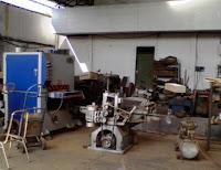 Mesin pengolah lantai kayu Batam
