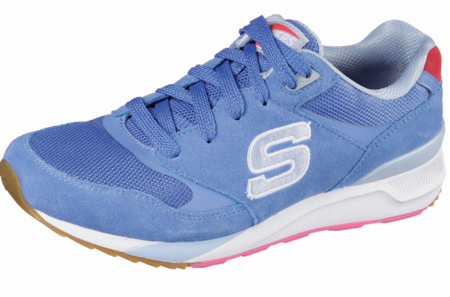 Skechers launches their new range 'Skechers Originals'