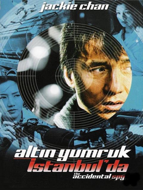Jackie Chan Filmleri - Altın Yumruk İstanbul'da - Kurgu Gücü