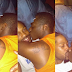 Gay man shares loved up photos in bed with his boo