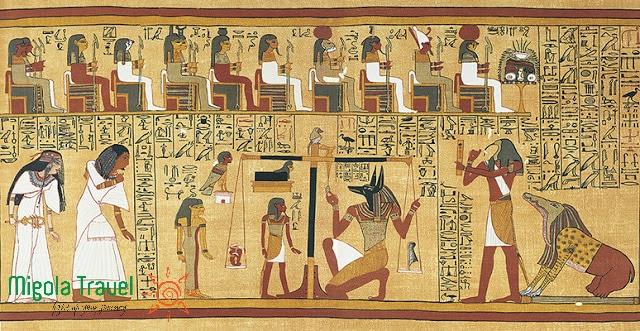 Lịch sử Ai Cập Pharaoh và kim tự tháp