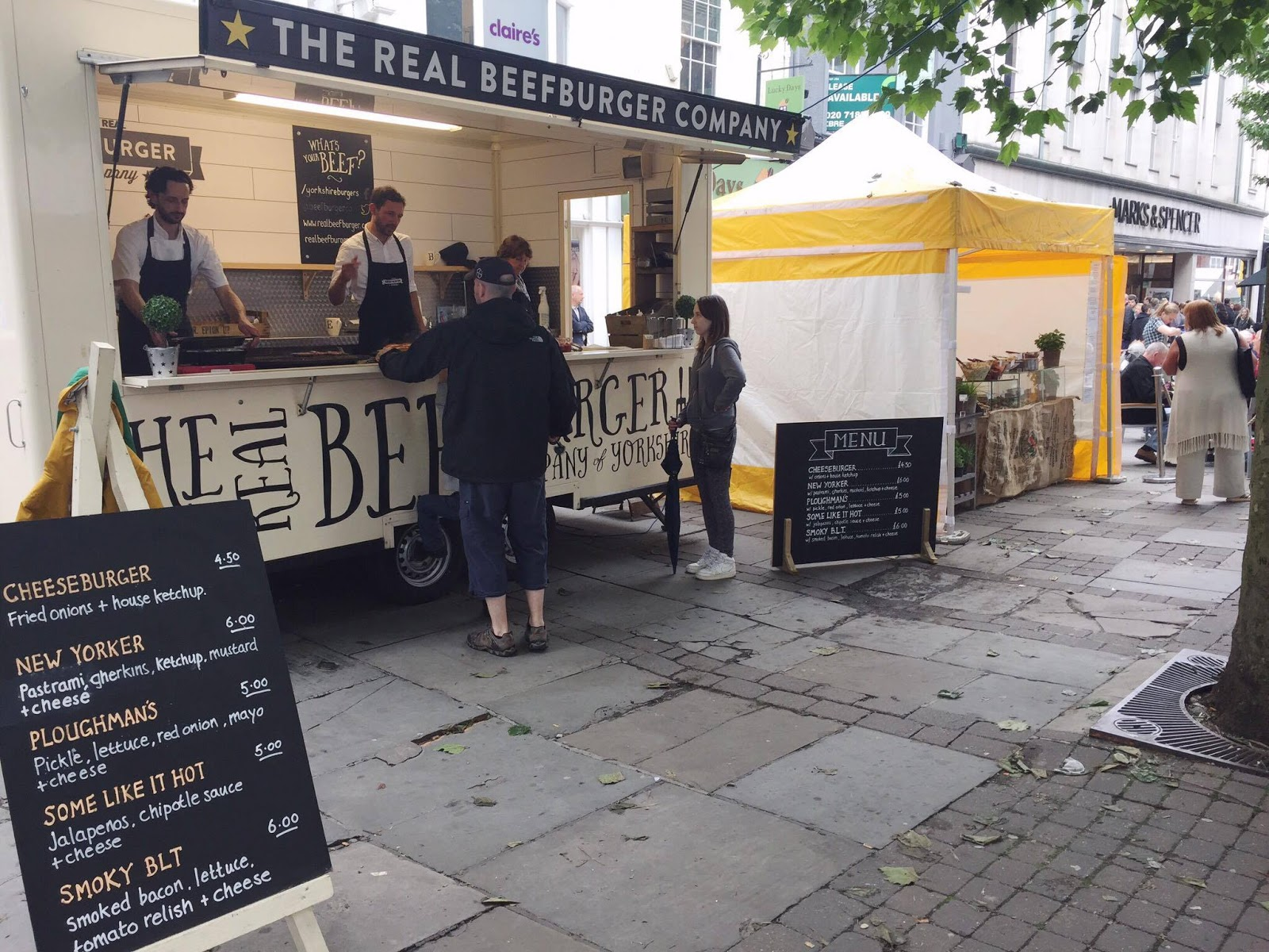York-Food-Festival-The-Real-Beefburger-Company