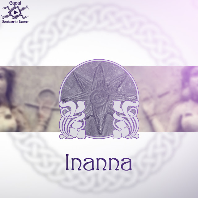 Inanna - Goddess of the Sky and Inner Strenght | Wicca, Magic, Witchcraft, Paganism
