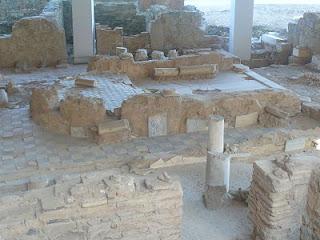Zona arqueológica de La Morería