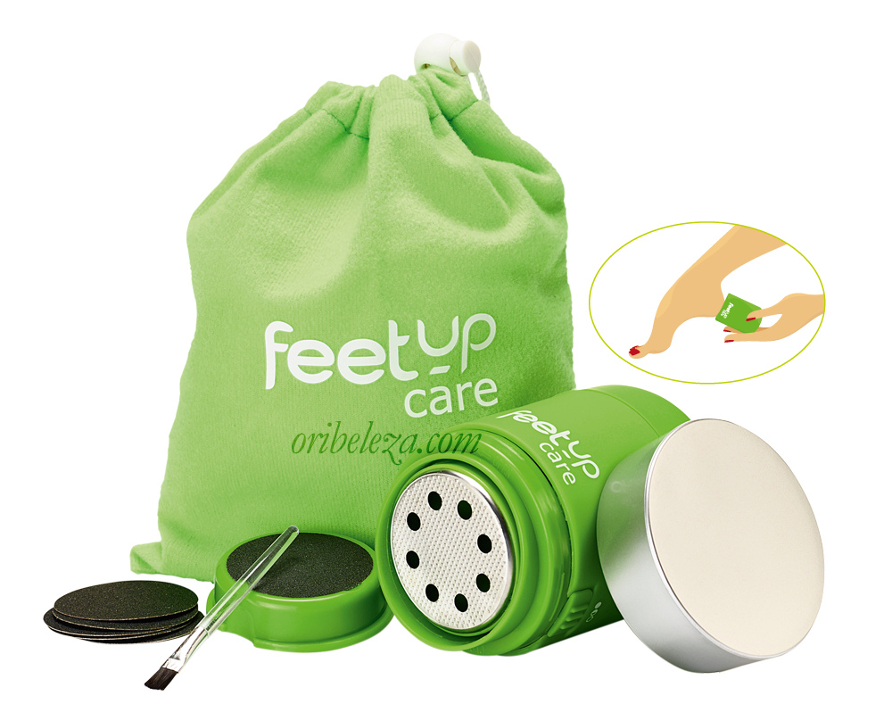 Kit Pedicure Feet Up Care da Oriflame