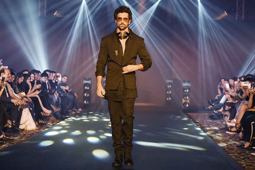Hrithik Roshan at Tech Fashion Tour Season 3 In Mumbai