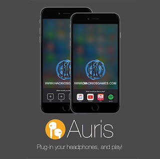 Auris Tweak - Access Music Apps Instantly As You Connect Headphones