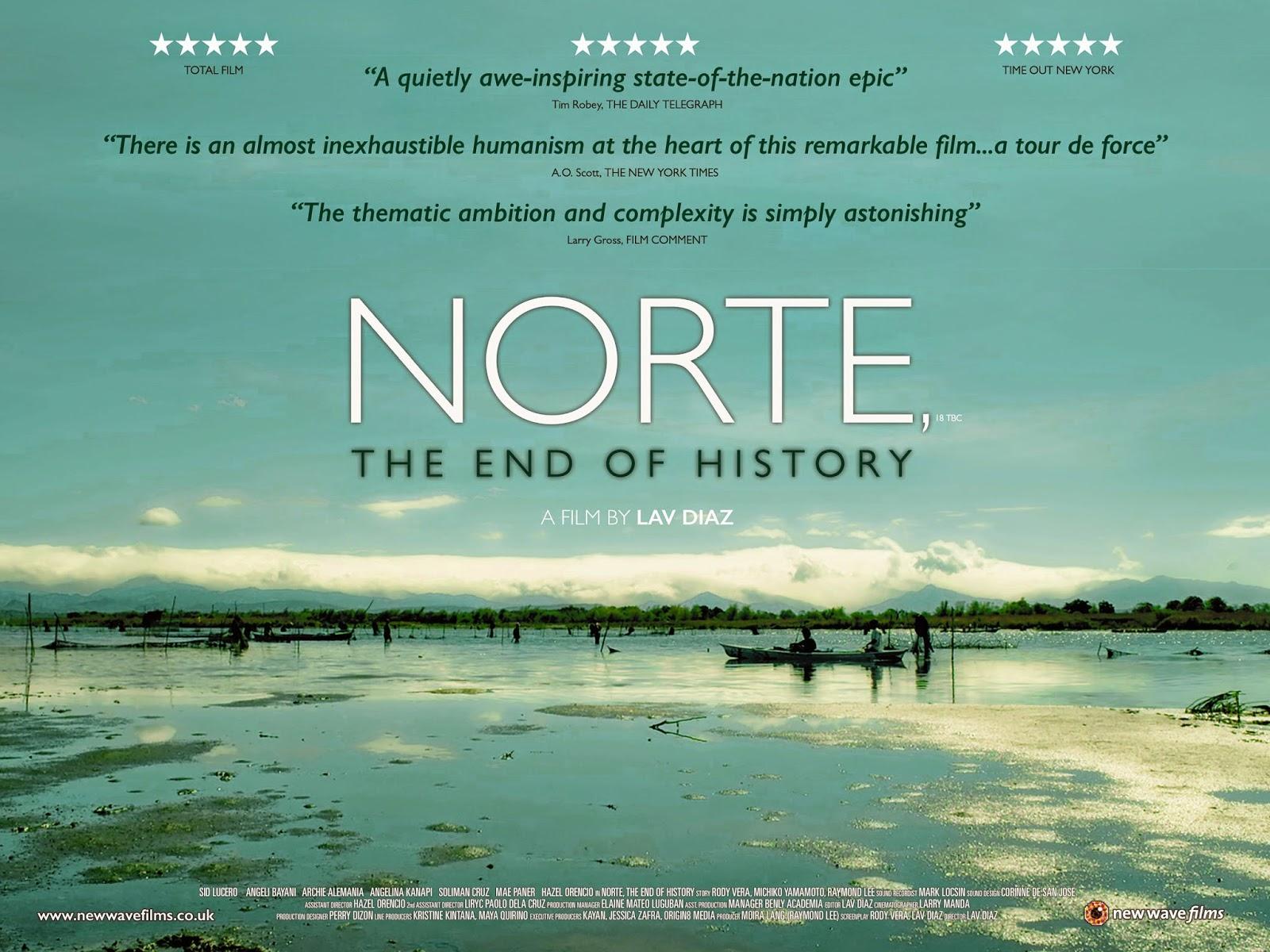 Norte: Hangganan ng Kasaysayan (2013) BRRip