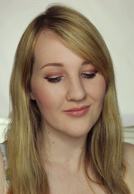 L'Oreal Project Runway Lipstick - Sultry Raven's Pout Swatches & Review
