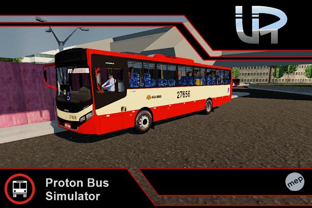 Skin Proton Bus Simulator - Apache VIP IV VW 17.230 OD Euro IV Vila Isabel